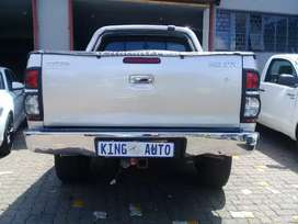 2011 Toyota Hilux Raider Double cab 4x4