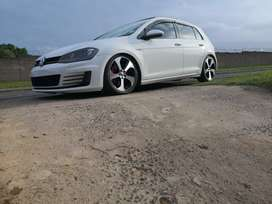 Stripping complete golf 7 gti 2016
