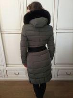 Пальто- пуховик. Зима р S
