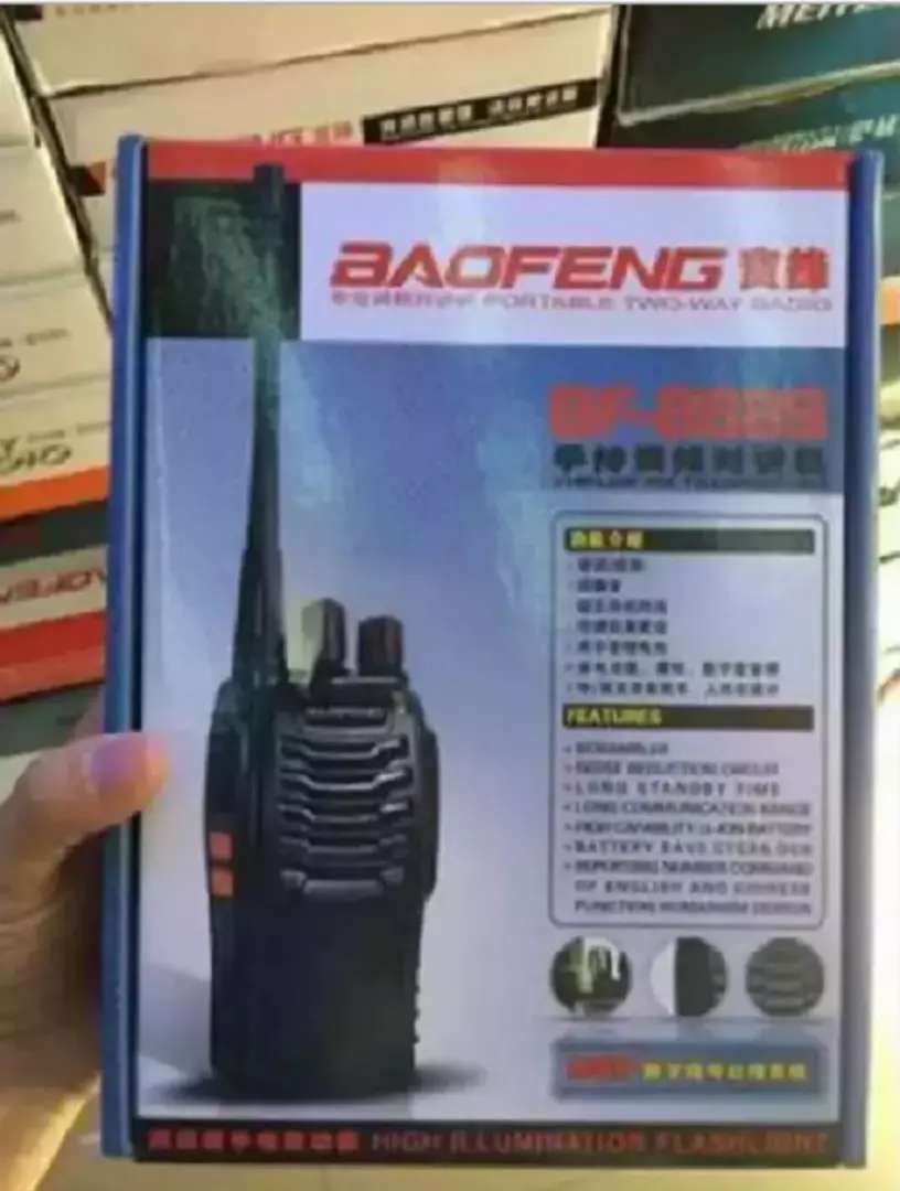 Walkie talkies baofeng bf888s 3KM range single 0