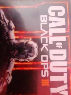 Coll of duty black ops 3