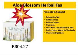 Aloe based products. Forever Living Products