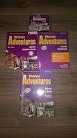 New Adventures zestaw podręcznik, ćwiczenia