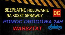 TANIO ! Pomoc Drogowa 24H &Warsztat & Holowanie z OC &Laweta& Skup Aut