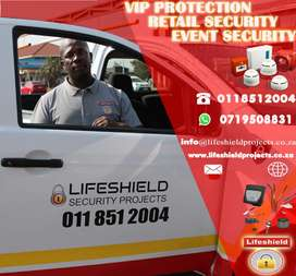 FOR ALL YOUR SECURITY NEEDS