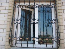 Решётки на окна за 3 дня Двери входные металлические