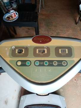 Crazy fit weight loss machine