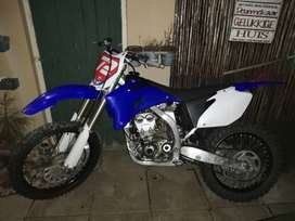 Yamah yz250f good condition