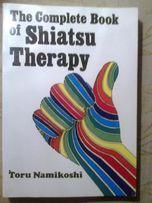 Тору Намикоши. Полная книга шиатсу(японского массажа)