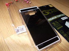 Etui i szkło hartowane Samsung j1