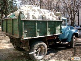 Вывоз мусора, доставка бетон, щебень, песок