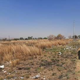 Land for sale in Midrand