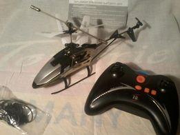 Продам вертолет на радиоуправлении (нуждается в ремонте)