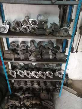 Toyota parts available