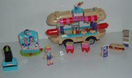 LEGO 41129 Friends Furgonetka z hot-dogami w parku
