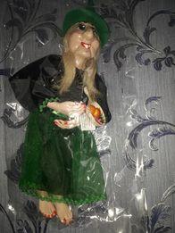 Кукла Баба-ежка