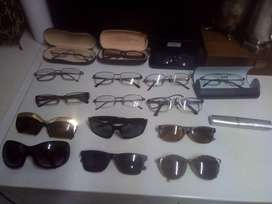 Reading glasses and Shades