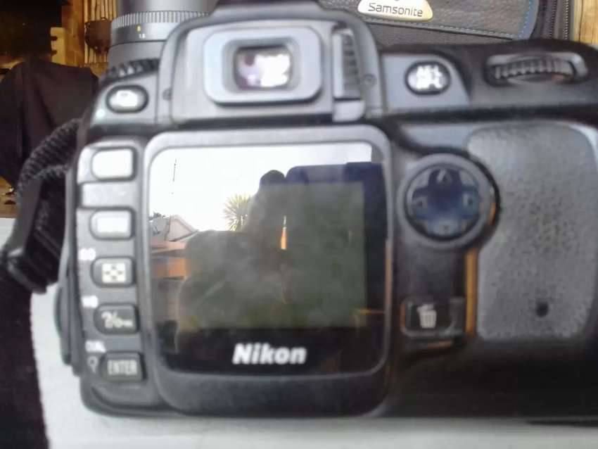 Nikon D50 Camera for sale or to swop 0
