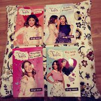 Nowy zestaw kolekcja Violetta druga seria