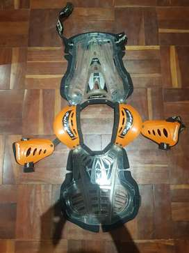 Off road or MX chest guard
