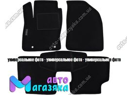 Коврики текстильные Dacia Duster/Logan/ Sandero/Solenza