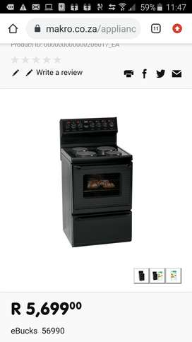 DEFY 631 T Multi-function Stove44
