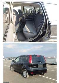 Nissan Note KCM number 2010 model loaded with alloy rims, good mu 0