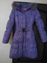 Продам зимнее пальто на девочку