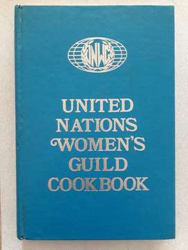 United Nations Women's Guild Cookbook.