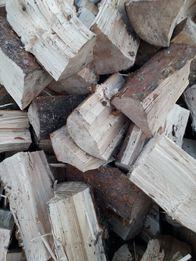 Drewno opałowe kominkowe Sosna