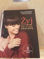 Książka. Żyj pozytywnie że Skalską.