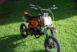 125cc Big Boy Pitbike