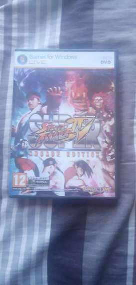 Street fighter IV super