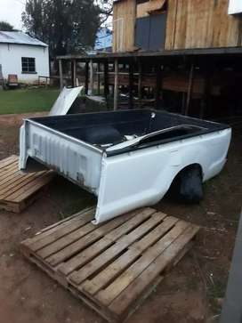 Spears only stripping my bakkie chassis is sold