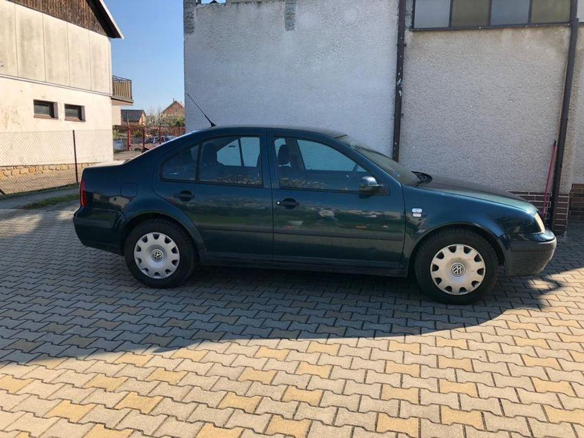 Volswagen Bora 1.6 benzin+LPG 0