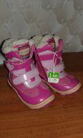 Зимове взуття, ботинки