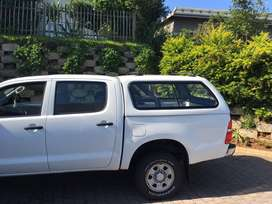 Canopy Hilux Double Cab