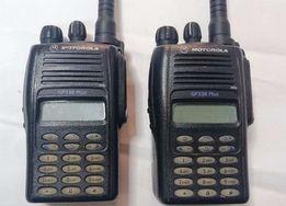 Профессиональные радиостанции рации Моторола GP