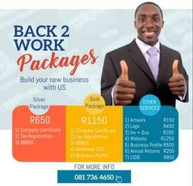 Back 2 Work Package