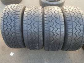265/50/ R20 GT Radial Adventuro AT3 Tyres