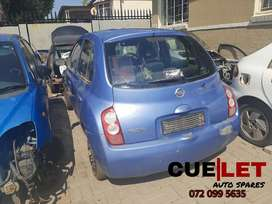 Nissan Micra 1.4L stripping for parts