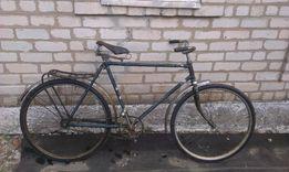 Ретро велосипед ЗИФ
