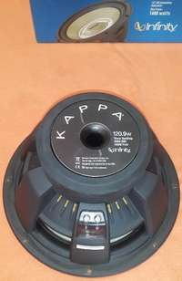 Infinity Kappa 120.9w Subwoofer for sale  South Africa
