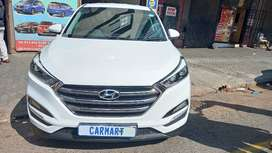 2016 HYUNDAI TUCSON 2.0 ENGINE CAPACITY WITH 68000KM