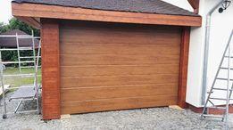 bramy segmentowe garażowe przemysłowe