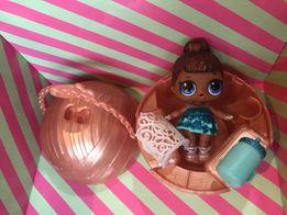 Куколка Lol surprise Glitter Series наши повторы