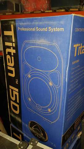 Wharfedale 15d speakers NEW