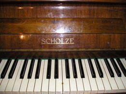 Пианино scholz