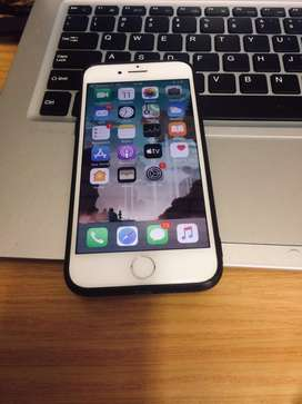 White iphone 7 128gb