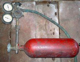 Баллоны кислород пропан 2 х литровые